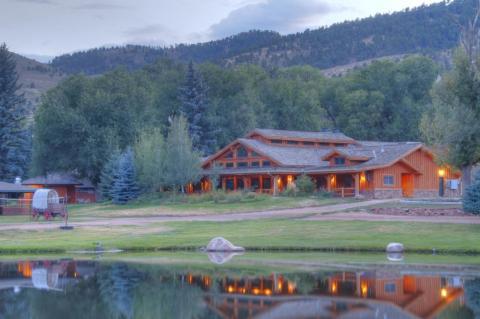 Sylvan Dale - Heritage Lodge